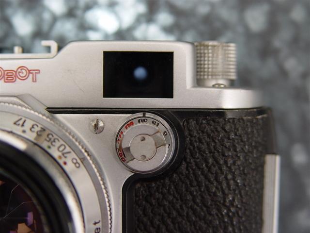 Robot Royal III Collection appareils photo anciens par